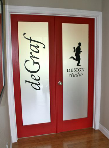 DeGraf Design Studio Doors