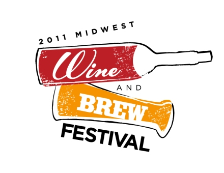 Midwest Wine and Brew Festival Logo